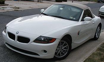 BMW-Z4-SA Locksmith